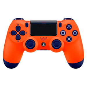 Controller Sony Dualshock 4 V2 Sunset Orange
