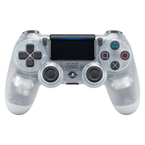 Controller Sony Dualshock 4 V2 Translucent Crystal