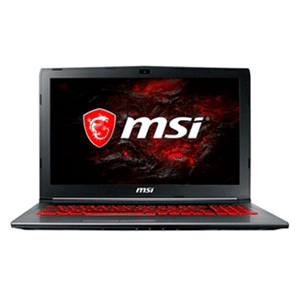MSI GV62 7RE-2271ES - i7-7700 - GTX 1050 Ti - 16GB - 1TB HDD + 128GB SSD - 15.6'' - W10