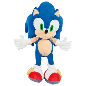 Peluche Sonic 30cms