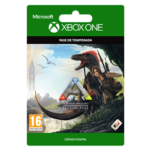 ARK Survival Evolved Season Pass XONE