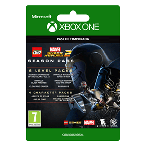 LEGO Marvel Super Heroes 2: Season Pass XONE