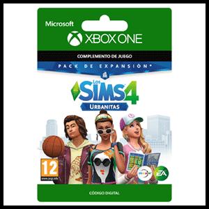 The Sims 4: Urbanitas XONE