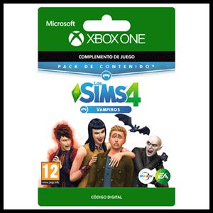The Sims 4: Vampiros XONE