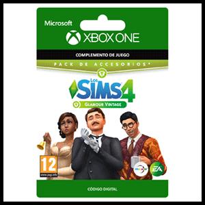 The Sims 4: Glamour Vintage XONE