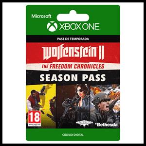 Wolfenstein II: Season Pass XONE