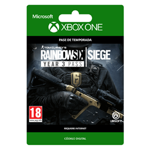 Tom Clancy's Rainbow Six Siege Year 3 Pass XONE
