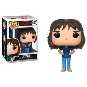 Figura Pop Stranger Things: Joyce