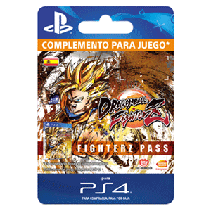 Dragon Ball FighterZ - FighterZ Pass PS4