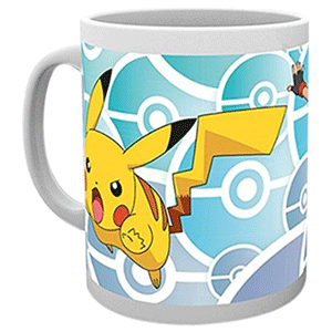Taza Pokemon: I choose you