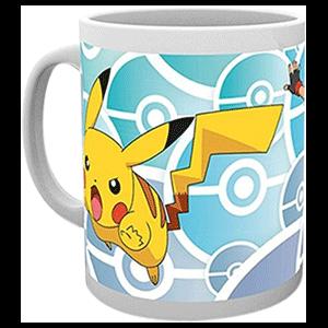 Taza Pokemon: I choose you