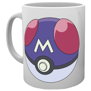 Taza Pokemon: Master Ball