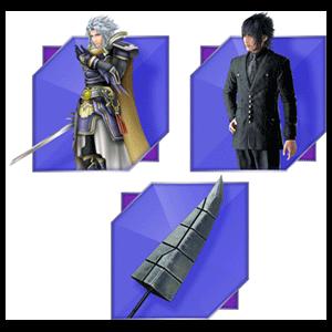 Dissidia Final Fantasy NT - DLC