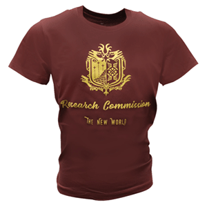 Camiseta Monster Hunter World: Research Comission Talla L