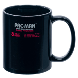Pac-Man Cartridge Heat Mug