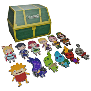 Set de Pins Ni No Kuni 2