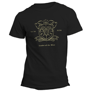 Camiseta Ni No Kuni 2: Leader of the Mice Talla S