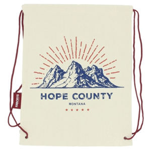 Bolsa Mochila Hope County Far Cry 5