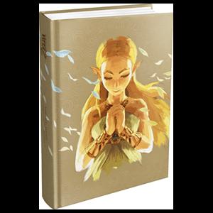Guía The Legend of Zelda: Breath of the Wild Edic. Extendida