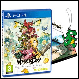 WonderBoy - The Dragon's Trap