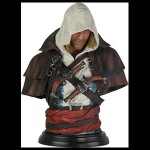 Assassin´s Creed 4 Black Flag Busto Edward figurine