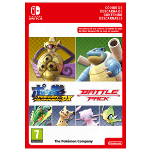 Pokken Tournament DX Battle Pack NSW