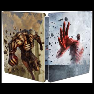 Attack on Titan 2 - Caja metálica