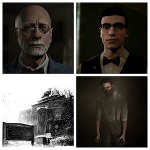 The Inpatient - Avatares PS4