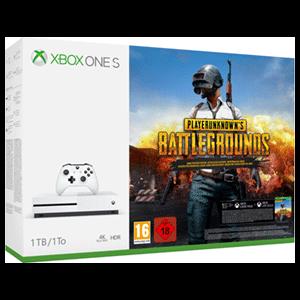 Xbox One S 1TB + Playerunknown's Battlegrounds