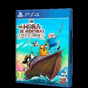Hora de Aventuras: Piratas de Enchiridion