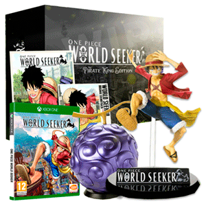 One Piece World Seeker Collector Edition