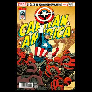 Capitán América nº 89