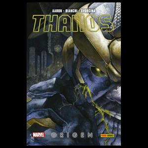 100% Marvel. Thanos Origen