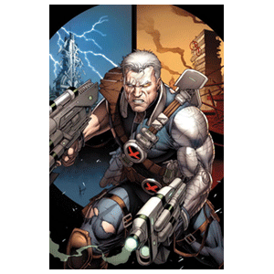 100% Marvel. Cable nº 1