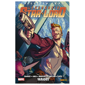 100% Marvel. Legendario Starlord nº 3