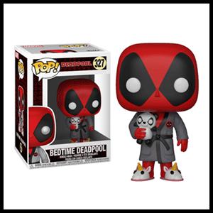 Figura Pop Deadpool: Deadpool en Bata