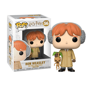 Figura Pop Harry Potter: Ron Weasley Herbology