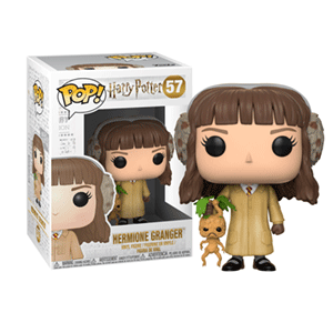 Figura Pop Harry Potter: Hermione Granger Herbology
