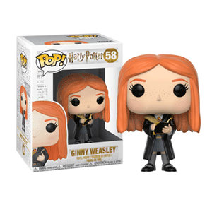 Figura Pop Harry Potter: Ginny Weasley con Diario