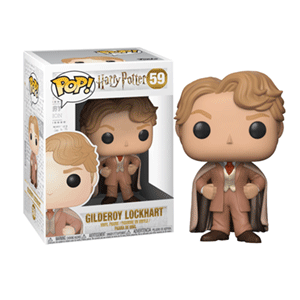 Figura Pop Harry Potter: Gilderoy Lockhart