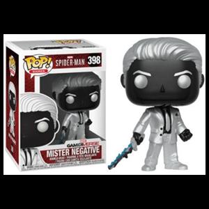 Figura Pop Spiderman: Mr. Negative