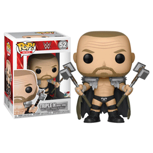 Figura Pop WWE: Triple H Skull King