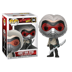 Figura Pop Ant-Man & The Wasp: Janet Van Dyne