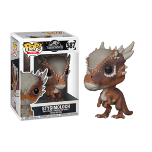 Figura Pop Jurassic World 2: Stygimoloch
