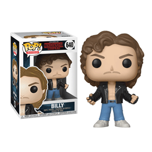 Figura Pop Stranger Things 2: Billy en Halloween