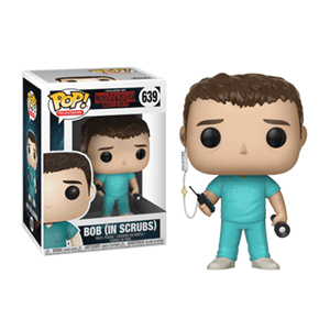 Figura Pop Stranger Things 2: Bob en Scrubs