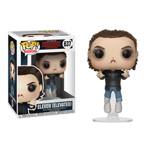 Figura Pop Stranger Things 2: Eleven Elevada