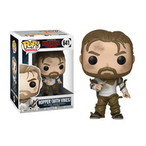 Figura Pop Stranger Things 2: Hopper