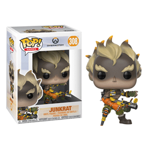 Figura Pop Overwatch: Junkrat