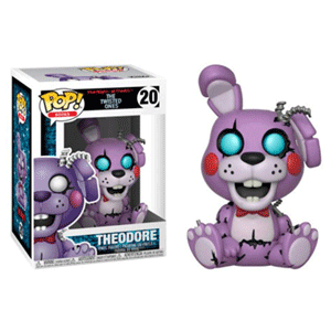 Figura Pop FNAF: Twisted Theodore